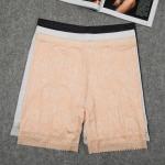 [PRE-ORDER] กางเกงซับใน กางเกงกันโป๊ขาสั้น ลายนูน สีดำ/สีขาว/สีเนื้อ