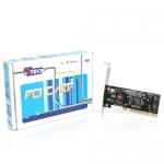 "Card PCI TO SATA ""DTECH"""