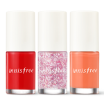 Preorder Innisfree Real color nail 리얼 컬러 네일 - 봄 6ml 3000won