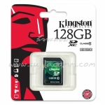 "SD Card 128GB ""Kingston"" (SDX10V, Class 10)"