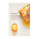 พร้อมส่ง INNISFREE IT'S REAL SQUEEZE MASK-MANUKA HONEY 잇츠 리얼 스퀴즈 마누카꿀 마스크 950 won