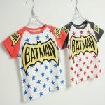 เสื้อยืด ci & si สกรีนลาย BATMAN (ยี่ห้อนี้ผ้าดีมากค่ะ)