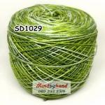 สหสินเส้นอ้วน สีเหลือบ SD1029