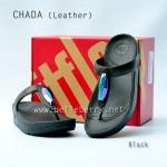 **พร้อมส่ง** รองเท้า FitFlop Chada (Leather) : Black : Size US 7 / EU 38