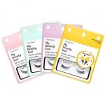 Preorder Etude My Beauty Tool Sticker Eyelashes 마이뷰티툴 띠부띠부 스티커 속눈썹 6000won ขนตาปลอมแบบไม่ต้องทากาวให้ยุ่งยาก แค่ดึงออกแล้วแปะก็ได้ขนตาสวยๆ แล้วจ้า