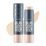 Preorder Etude Play 101 Stick Foundation 플레이 101 스틱_파운데이션 12000won รองพื้นแบบแท่ง เกลี่ยง่าย ปกปิดได้เนียนเรียบไร้ที่ติ