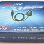 Converter R-DRIVER III USB 2.0 TO ( SATA / IDE )