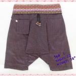 กางเกงเด็กทรงแม้วผ้าฝ้าย ไซส์ L