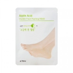 Preorder Apieu Apple Acid Invisible Foot Peeling Mask [어퓨] 애플 애씨드 비저블 풋 필링 마스크 판매가격5,500 원won