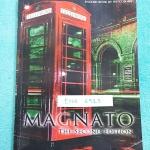 ►สอบเข้าม.4◄ ENG 6915 Magnato 2 หนังสือสรุปเนื้อหาภาษาอังกฤษ จัดทำโดยรุ่นพี่ ร.ร.เตรียมอุดมศึกษา มีสรุปเนื้อหาแกรมม่า #หลักสำคัญที่ควรจำ #เทคนิคการทำข้อสอบ รวมทั้งลักษณะของแนวข้อสอบใน Part ต่างๆ ด้านหลังมีเฉลยแบบฝึกหัดอย่างละเอียดครบทุกข้อ หนังสือใหม่เอี