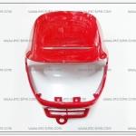 หน้ากาก JR120 สีแดง