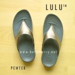**พร้อมส่ง** รองเท้า FitFlop Lulu : Pewter : Size US 5 / EU 36
