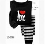 baby Gap ลาย I Love My Family
