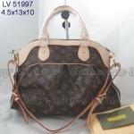 กระเป๋า Louis Vuitton ขนาด 4.5x13x10 นิ้ว เกรดพรีเมี่ยม ลายโมโนแกรม