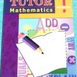 ►The Tutor◄ หนังสือกวดวิชา สถาบันเดอะติวเตอร์ หนังสือเรียนวิชาคณิตศาสตร์ ระดับชั้น ม.1 เรื่อง ห.ร.ม. และ ค.ร.น. จำนวนเต็ม เลขยกกำลัง เส้นตรงและมุม การเขียนตัวเลขแทนจำนวน ระบบตัวเลขฐาน ในหนังสือมีเนื้อหา และสรุปสูตรในชั้น ม.1 มีโจทย์ฝึกฝนทักษะ และเฉลยด้านห