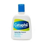 Cetaphil Gentle Skin Cleanser 118 ml. ล้างหน้า สำหรับผิวบอบบาง สูตรสำหรับผู้ที่มีผิวแห้ง