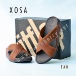 **พร้อมส่ง** FitFlop XOSA : TAN : Size US 9 / EU 42