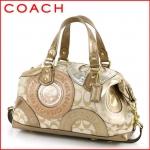 Coach Ashley Pieced Patchwork Satchel # 15474
