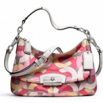COACH Kristin Chainlink Print East-West Crossbody # 22743