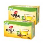 Pre Order / Green Tea ชาเขียว 1กล่อง มี 100 ซอง ( 2 กล่อง )