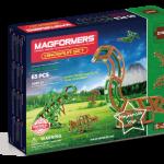 GX-1010 ตัวต่อแม่เหล็ก Dinosaurs Set 65 Pcs