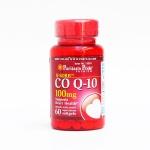 ** พร้อมส่ง ** วิตามิน CO Q-10 Q-Sorb 100 mg. รุ่นใหม่ New Size!! Softgel