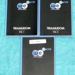 ►วีเบรน◄ TU 309G ครบเซ็ท คณิตศาสตร์สอบเข้า ร.ร. เตรียมอุดมศึกษา เล่ม 1-3 พร้อมไฟล์เฉลยละเอียด ในหนังสือมีสรุปสูตรสำคัญทุกบท เนื้อหาตีพิมพ์สมบูรณ์ มีเทคนิคลัด โจทย์และแนวข้อสอบ ในหนังสือมีจดครบเกือบทั้งเล่ม จดละเอียด มีจดสูตรลัด วิธีลัดหลายสูตร จดด้วยดินสอ