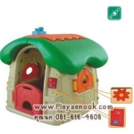2SPT-1207L บ้านขนมปังหนูน้อย (มีกริ่งหน้าบ้าน)
