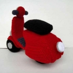 CROCHET SCOOTER