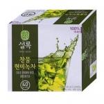 Pre Order / O'sulloc Cold Green Tea ชาเขียวแบบชงเย็นขนาด 40 ซองจ้า ของโปรดเจ้าของเวบเองค่า^^