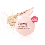 INNISFREE PINK BEAM MINERAL POWDER 4G