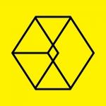 Pre Order / EXO : 2nd Album Repackage - LOVE ME RIGHT (Korean Ver.) +Poster