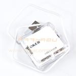 USB HUB 4 Port 'OKER' ( H-802 ) (คละสี)