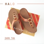 FitFlop : HALO : Dark Tan : Size US 5 / EU 36