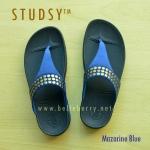 **พร้อมส่ง** FitFlop Studsy : Mazarine Blue : Size US 6 / EU 37