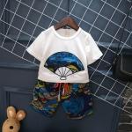 เสื้อ+กางเกง size 7-15 5 ตัวต่อแพ็ค **พร้อมส่ง**