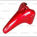 บังโคลนหน้าท่อนหน้า DREAM-125 (NEW) สีแดงบรอนซ์