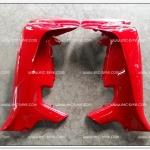 บังลมหน้า SMASH, SMASH-JUNIOR สีแดง