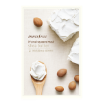 พร้อมส่ง INNISFREE IT'S REAL SQUEEZE MASK-SHEA BUTTER 잇츠 리얼 스퀴즈 쉐어버터 마스크 950 won