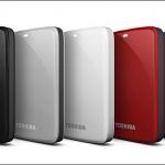 2 TB. Toshiba (Canvio V7) USB3.0