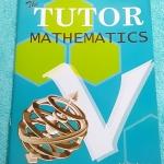 ►The Tutor◄ หนังสือเรียนคณิตศาสตร์ เวกเตอร์ มีสรุปสูตรสั้นๆ โจทย์เยอะมาก มีหลักการทำโจทย์ ด้านหลังมีเฉลย หนังสือใหม่เอี่ยม