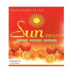 Sun Powder ซันน์พาวเดอร์ ขนาด 10 ซอง ผลิตภัณฑ์ดีท็อกซ์ ล้างสารพิษ สำหรับผู้มีปํญหาเกี่ยวกับลำไส้ ผลิตจากธรรมชาติ100%