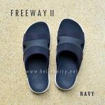 **พร้อมส่ง** FitFlop FREEWAY II : Navy : Size US 11 / EU 44