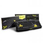 "USB Keyboard ""NUBWO"" (NK-002) Black"
