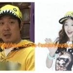 [พร้อมส่ง] หมวก รันนิ่งแมน running man แบบฮาฮา haha ซอลลี่ FX อึนจีวอน