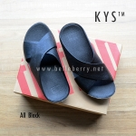 ** NEW ** FitFlop : : K Y S : : All Black : Size US 7 / EU 38