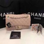 กระเป๋า  Chanel Classic  มาใหม่ อะไหล่ปั๊ม ขนาด 10 นิ้ว  งานสวยเนี๊ยบ