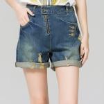 กางเกงยีนส์ขาสั้นไซส์ใหญ่ (L,XL,2XL,3XL,4XL)