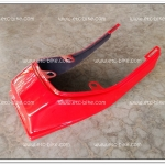 ท้ายเบาะ GTO/4 สีแดงสด