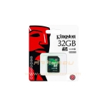 "SD Card 32GB ""Kingston"" (SD10V, Class 10)"
